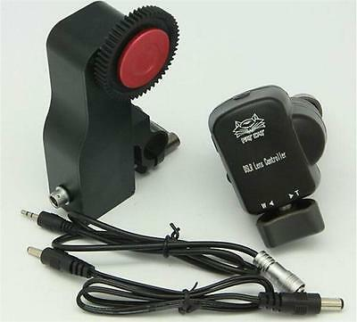 Pro Lens Controller Electric Follow Focus Control For Baseplate Mount 5D2 5D3