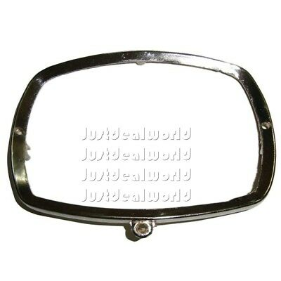 High Quality Headlight Rim Chromed Fits Gp Lambretta Model