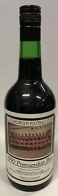 Collingwood Football Club 1990 Premiership Port Unopened in great Condition