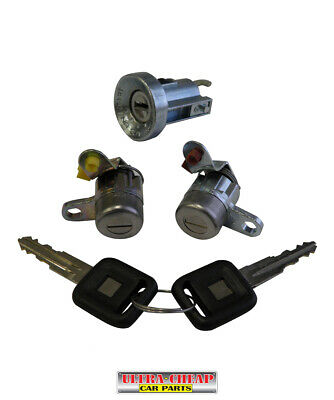 New Ignition Barrel Door Locks For Holden Rodeo TF 7/88 to 4/97