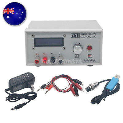 EBD-A20H Electronic Load Power Battery Capacity Tester Resistance Multimeter AU