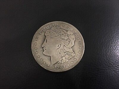 1921 Morgan American Dollar