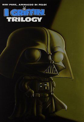 /545022/ Griffin (I) - Trilogy (3 Dvd) - Family Guy Presents: It's a Trap [DVD]