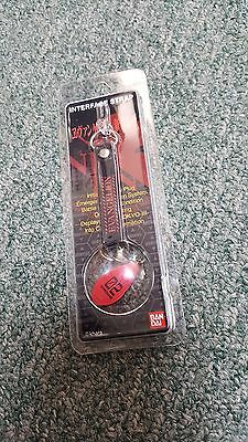 Neon Genesis Evangelion- Interface Key Chain Strap- 02 Shikinami- Gainex