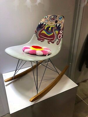 Dobtopus Modernica Chair Takashi Murakami ComplexCon 2017 SOLD OUT