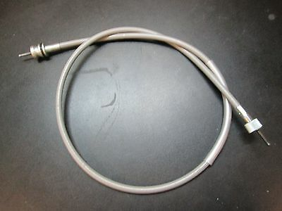 Kawasaki 69-71 H1-H1A Gray Speedometer Cable-Rare-New -Free Freight