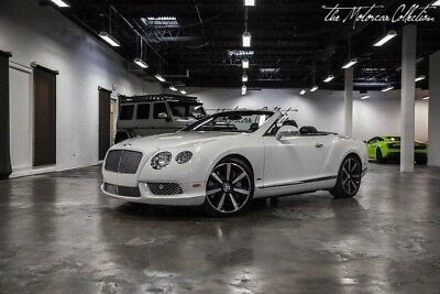 2013 Bentley Continental GT GTC V8 Le Mans Edition 1 of 48 1 OF 48 LE MANS LIMITED EDITION MSRP $223,265.00