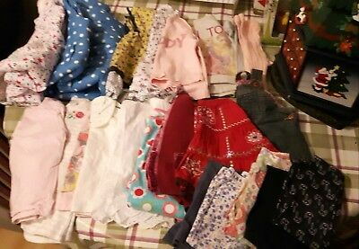 Girls 9-12 month budle including Mamas & Papas, Next and Ted Baker