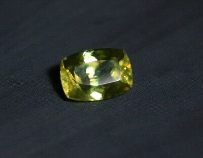 2.56ct Burmese Sphene - Rare & Large Clean Titanite Gem