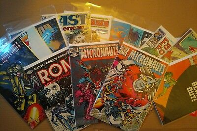 30 x Bundle of Comic Books - Grab Bag