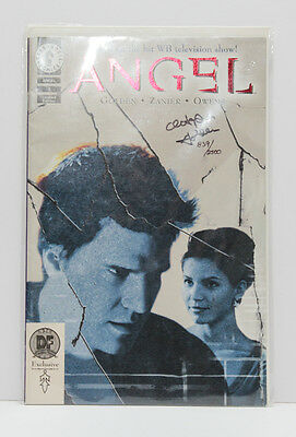 Dark Horse Comics – Angel Issue 1 - Dynamic Forces Exclusive Red Foil Cover Limi
