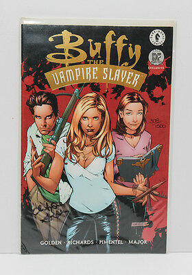 Dark Horse Comics – Buffy The Vampire Slayer Issue 21 - Dynamic Forces Exclusive