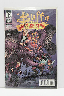 Dark Horse Comics – Dynamic Forces - Buffy The Vampire Slayer Issue 25 - Limited