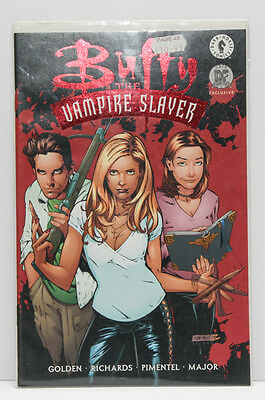 Dark Horse Comics – Buffy The Vampire Slayer, 21 - Dynamic Forces Exclusive Red