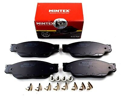Mintex Front Brake Pads For Ford|Jaguar|Lincoln Mdb1982 Fast Dispatch