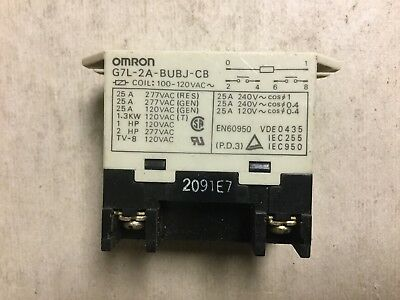Omron G7L-2A-BUBJ-CB Solid State Relay