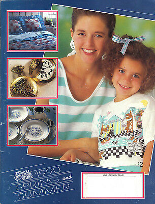 1990 J. T.'s General Store Spring & Summer Catalogue - Jewel Tea