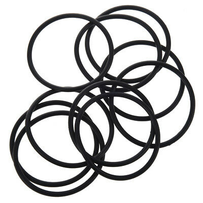 10 pcs 60mm x 3.5mm Mechanical Nitrile Rubber O Ring Oil Seal TS