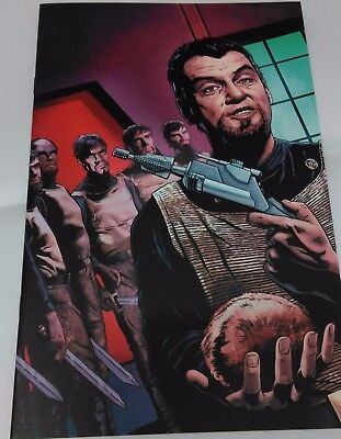 Star Trek Klingons Blood Will Tell #2 Retail Incentive Virgin cover, IDW Comics