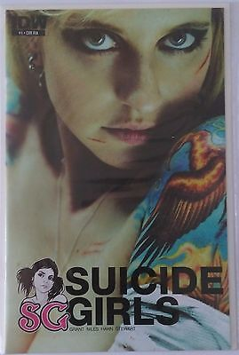 Suicide Girls #1 Retail Incentive Cover, April 2011