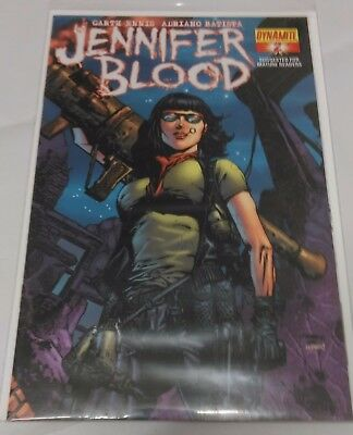 Jennifer Blood #2 Cover D by Johnny Desjardins 1 in 20