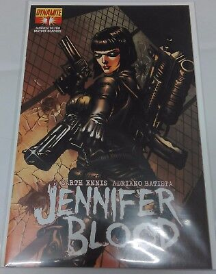 Jennifer Blood #1 Cover D by Johnny Desjardins 1 in 20