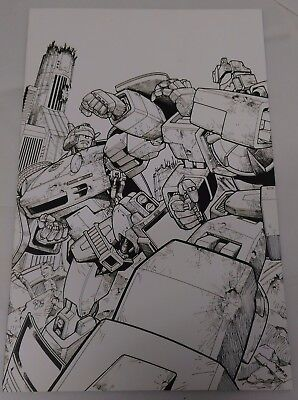 Transformers Spotlight JAZZ Incentive Cover, IDW comics