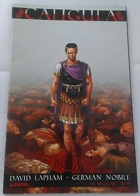 Caligula #2  Avatar comics, by David Lapham and German Nobile