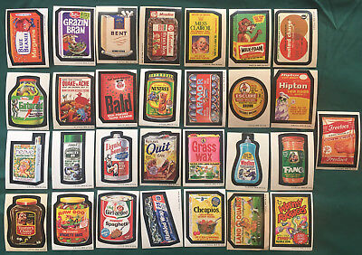 1973 Topps Wacky Packages 4rd Series--29 card in good condition