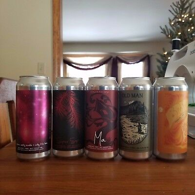 Tree House Brewing printed label can EMPTY, 16oz cans