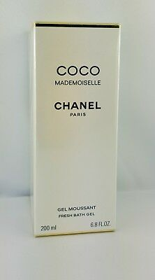 Chanel Coco Mademoiselle Gel Moussant 200 Ml