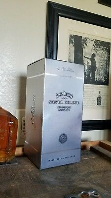 Jack Daniels silver select discontinued edition