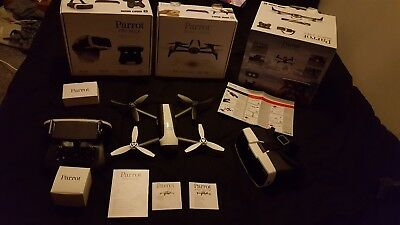 Bebop 2 Parrot drone with FPV