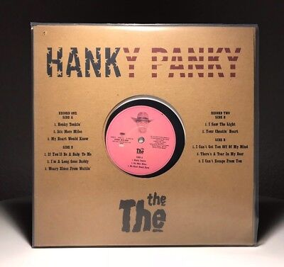 the The - Hanky Panky / Rare 10'' Doppel-LP