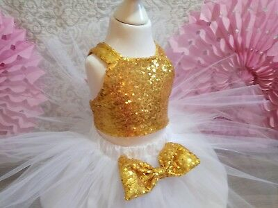 baby girl first 1st birthday outfit cake smash photo shoot tutu bow party dress