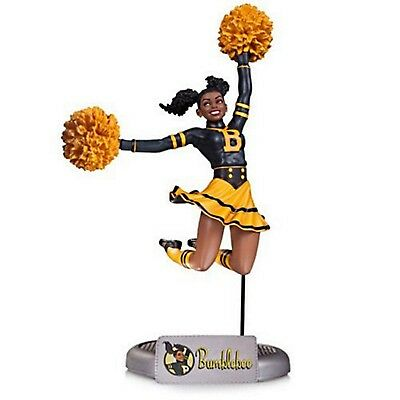 Statue Fully painted new in the box DC Comics Bombshells Bumblebee Statue