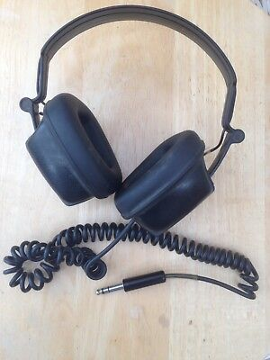 Vintage RH430 Headphones By Roland Electronics Working Condition 1970's