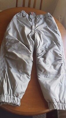 Trouser, Extreme Cold Weather (Gen III) Med-Reg Current US Army issue New + Tags