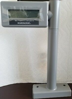Datalogic 11-0167 Remote Display for 8500/9500 Series Scanner Scale
