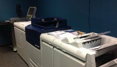 Xerox Versant 80 with performance pkg loaded