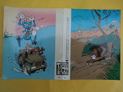 D 021. Chromo, Tresors Du Journal De Spirou  , N°3