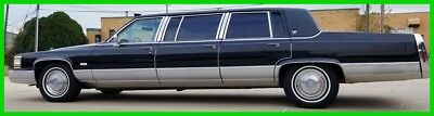 1991 Cadillac Brougham  1991 Used 5.7L V8 16V Automatic RWD Limousine