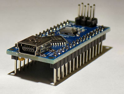 Arduino Nano 3.0 with Correct Fuses and 2017 Bootloader. ****Fast Ship from USA