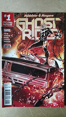 Ghost Rider #1 Robbie Reyes First Print Marvel Comics (2016)