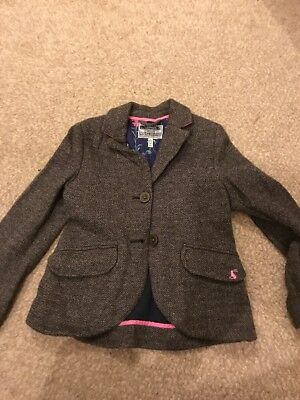 Joules Jacket Girls Size 6 Years 116 Cm