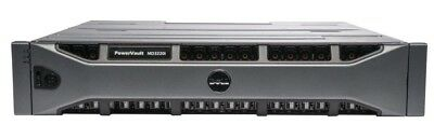 Dell PowerVault MD3220i - 24 BAYS ZERO Drives included -