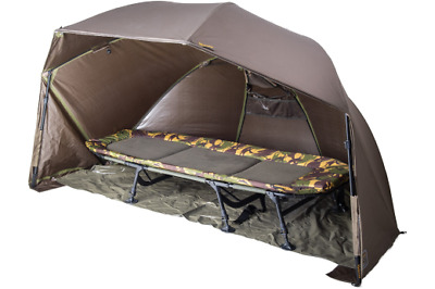 Wychwood HD MHR Brolly with Groundsheet Compact