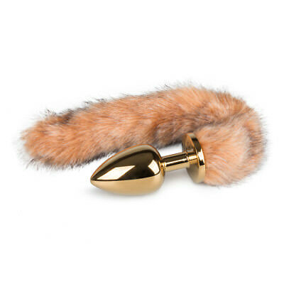 Easytoys Fetish Collection - Plugs anaal - Plug queue de renard