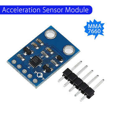 MMA7660 Acceleration Module Digital Output Instead Of MMA7260 Durable Practical
