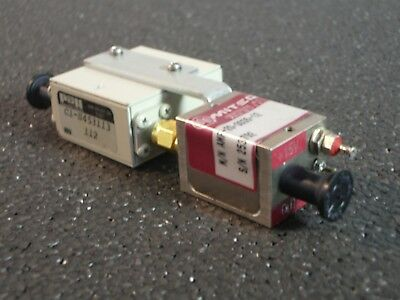 RF amplifier MITEQ AMF-2S  AMF-2S-3035-12
